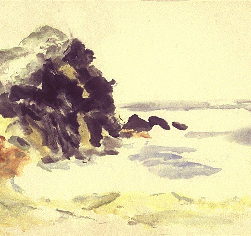 cape breton island 36x26